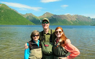 Alaska Fly-out Fishing Lodge 61