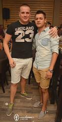 9 August 2014 » DJ John Junior și VJ Mihai