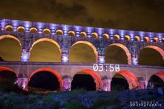 Son et lumiere Pont du Gard-4 (Bob Guedin) Tags: son du lumiere pont et gard spectacle