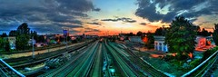 panorama berlin station germany landscape photography... (Photo: Robert Emmerich Photography on Flickr)