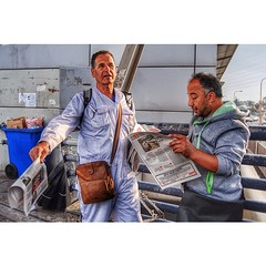 #Israel#telaviv#paper#paperman#man#newspaper#tidning (TittaBilder) Tags: uploaded:by=flickstagram instagram:photo=719513327765818609271432306 israel telaviv paper paperman man newspaper tidning instagram iphone