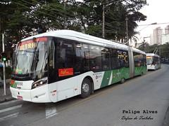 Caio Millennium BRT MBB O500UA Trólebus Metra 8168 (Alves Enthusiastic) Tags: mercedesbenz caio metra mbb o500ua caiomillenniumbrt