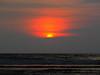 2014-08-03 18.29.40 (pang yu liu) Tags: 天氣 weather 2014 08 aug 八月 beach 海岸線 exercise coast 騎車 運動 新屋 海灘 日落 夕照 sunset dusk cycling