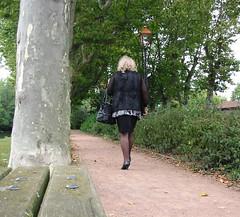 Karoll -Aout 14-011 (Karoll le bihan) Tags: feminine femme lingerie crossdressing tgirl transgender transvestite stocking bas pantyhose crossdress stilettos travestis feminization travesti travestie escarpins fminisation travestisme travestissement