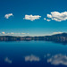 Crater Reflections, Crater Lake, Oregon, 2014