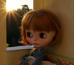 Blythe A Day 06 August 2014 - Out My Window