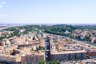 bella roma / cityscape