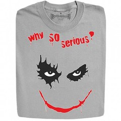 Joker - Why so Serious? (stabilitees-com) Tags: fashion movie hoodie funny top tshirt batman joker trend tee funnytshirt