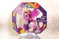 A Toy A Day 244/365 (JasonCJB) Tags: toy pony fim mlp mylittlepony rainbowshimmer 365toyproject friendshipismagic princesstwilightsparkle