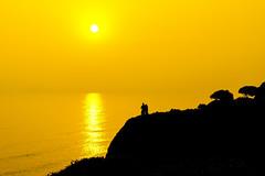Summer (Silvana MoOL) Tags: friends sunset summer people tree love miraflores barranco
