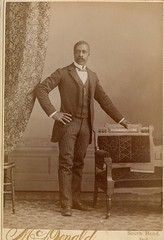 Red  Box  cab  (African American) (8) (Kingkongphoto & www.celebrity-photos.com) Tags: old icons antique 1800s cabinetphoto