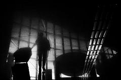 F_DSC6002-BW-Nikon D800E-Nikkor 28-300mm-May Lee 廖藹淳 (May-margy) Tags: bw reflection window silhouette taiwan tourist granite 台灣 黑白 剪影 街拍 floorcovering 倒影 中華民國 花崗岩 新竹市 迷失 新竹高鐵站 落地窗 旅客 行李箱 地坪 corridoroftime maymargy nikkor28300mm nikond800e maylee廖藹淳 streetviewphotographytaiwan 線條造型與光影 linesshapesandlightandshadows 時光的迴廊 taiwanhighspeedrailhsinchustation fdsc6002bw disorianted repfochina 導盲道 guidetiles