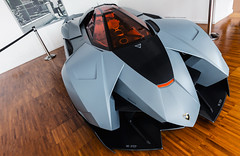 Egoista (Francesco Carlo | Automotive Photographer) Tags: canon eos apache gorgeous awesome bull fisheye stealth concept mad lamborghini 15mm mental astonishing santagata 650d egoista