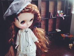 #love #wendyweekender #blythe #doll #ブライス #dollstagram #toyartistry #ihavewingsatelier #vscocam