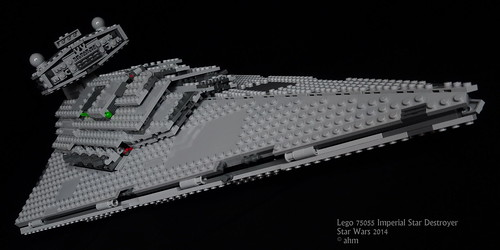 Star Wars Lego 75055 Imperial Star Destroyer - a photo on Flickriver