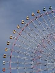 Giant Wheel (Nicote) Tags: city japan by hub island japanese tokyo bay major is south lies main capital it most commercial area second after greater yokohama population prefecture region kanagawa largest municipality officially honshu populous yokohamashi 横浜市 kantō
