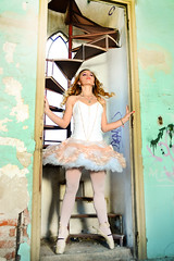 Valentina (luquilodran) Tags: friends ballet dog girl fashion animals photography dance nice ballerina dancing julia dancer professional passion classical mansion valentina qute