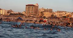 #GazaUnderAttack (#GazaUnderAttack) Tags: sea mediterranean play minaret performing mosque friday israeli prayers pse gazastrip gaza palestinians collapsed gazacity palestinianterritory