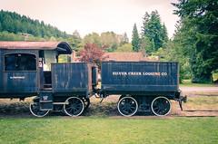 Silver Creek Logging Co. (wenzday01) Tags: railroad travel train washington nikon rail wa nikkor elbe mtrainierscenicrailroad d7000 nikond7000 silvercreekloggingcompany silvercreekloggingco 18105mmf3556gedafsvrdx