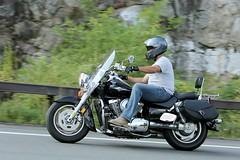Kawasaki Vulcan 1408279466w (gparet) Tags: bearmountain bridge road scenic overlook motorcycles goattrail goatpath windingroad curves twisties motorcycle outdoor sport vehicle bike wheel motorcyclist