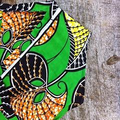 Vestido muy verde (fulanidetal) Tags: fulani kitenge fulanidetal