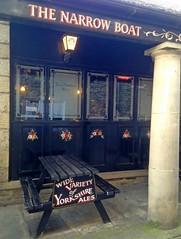 The Narrow Boat, Skipton (RoystonVasey) Tags: apple real boat pub inn 5 yorkshire north ale narrow skipton iphone