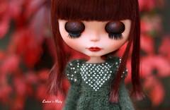 Ruby leaves