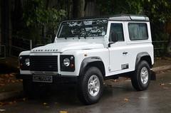 Land Rover Defender 90 2.2 (nighteye) Tags: 22 singapore landrover 90 defender