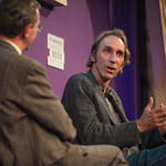 Will Self discussing his new novel Shark