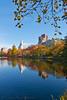 Jackie O. Reservoir (SamuelWalters74) Tags: newyorkcity autumn trees newyork unitedstates centralpark manhattan fallcolors places autumnleaves autumncolors fallfoliage jacquelinekennedyonassisreservoir centralparkinautumn