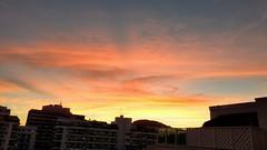 não mais que um dia. (luyunes) Tags: manhã amanhecer dia cores céu verão janela riodejaneiro motoz luciayunes