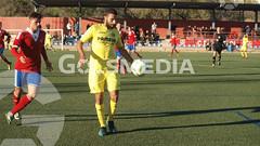 CF  Borriol 1-1 Villarreal C (04/03/2017), Jorge Sastriques