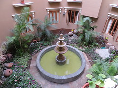 2017-011503H (bubbahop) Tags: 2017 lima peru southamericatrip oats antigua hotel miraflores courtyard