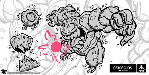 Character Design - illustration n° 32