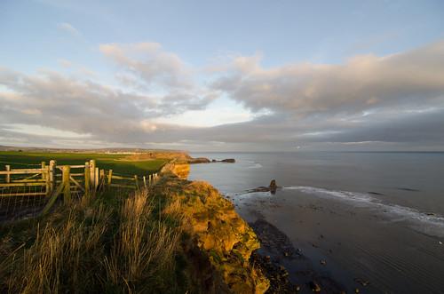 Whitby cliffs ©  Still ePsiLoN