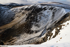Corrie south of the cairngorms (Bob_Last_2013) Tags: scottishhighlands scottishwinter mountains landscape scotland corrie