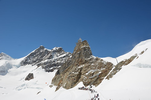 Sphinx,Jungfraujoch,Switzerland