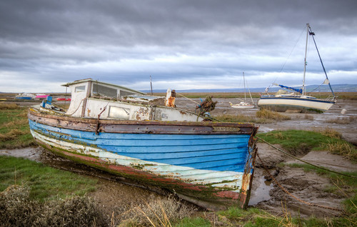Dee estuary boats 08 HD feb 17
