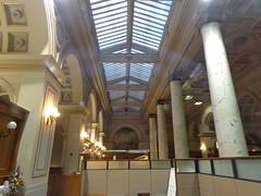 Merchants Exchange Building (sftrajan) Tags: sanfrancisco architecture interior columns financialdistrict californiastreet dhburnhamco merchantsexchangebuilding willispolk leidesdorffstreet