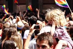 """""""Et y a encore la fête de la musique à supporter ensuite..."""" (thomas@photo) Tags: gay france canon eos pride lgbt toulouse midi garonne haute pyrénées 2014 550d marchedesfiertés"""