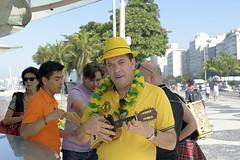Canario en Copacabana