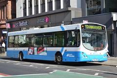 Translink Metro 756 TCZ1756 (Will Swain) Tags: uk travel ireland bus buses june train metro north transport trains belfast 18th northern translink 2014 756 tcz1756