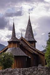 Hol gamle kirke (NykO18) Tags: art norway woodwork europe faith religion chapel manmade carvings stavechurch hol stlandet stavkirke buskerud fylkesvei50 holgamlekirke