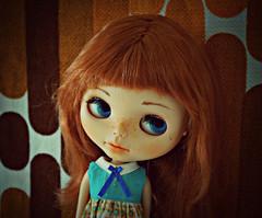 My vintage girl ROWAN