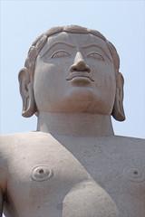 Gomateshwara (Sravanabelgola, Inde)