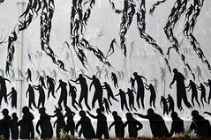 La deriva (David de la Mano) Tags: street mural montevideo daviddelamano