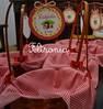 Detalhes da cestinha! (Feltronia by Bia Leira) Tags: infantil festa ímãs lembrancinhas chaveiros chapeuzinhovermelho feltronia bialeira