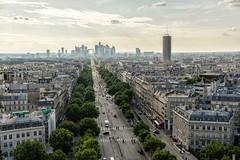 Skyline of Paris (Tobias Kroeger) Tags: paris france frankreich
