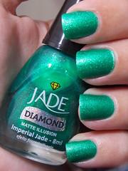Imperial Jade - Jade (Natalia Breda) Tags: verde jade fosco esmaltenacional