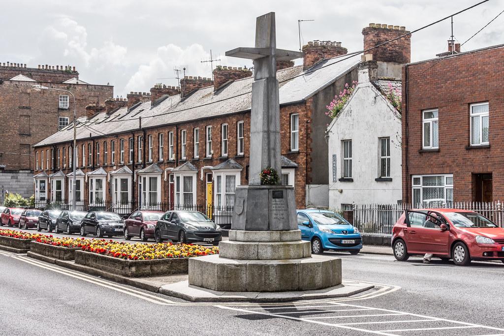 War Memorial, Pery Square, Limerick, Limerick City